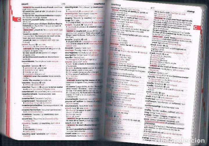 Diccionarios de segunda mano: DICCIONARIO PRÁCTICAMENTE NUEVO INGLÉS CATALAN VER FOTOGRAFÍAS 5 - Foto 2 - 102476179