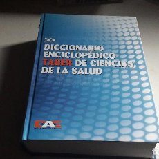 Diccionarios de segunda mano: DICCIONARIO ENCICLOPEDICO DE LA SALUD....TABER...2008.. Lote 102803487