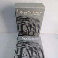 Diccionarios de segunda mano: GRAN DICCIONARIO DE LA LENGUA ESPAÑOLA. PROLOGO FRANCISCO RICO. LAUROUSSE. 1996. VER FOTOS. Lote 104993403