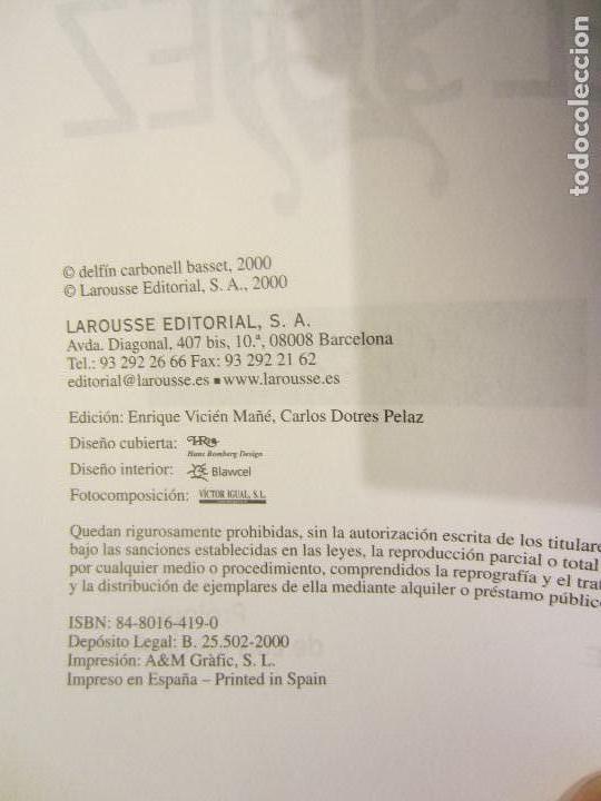Diccionarios de segunda mano: GRAN DICCIONARIO DEL ARGOT, EL SOHEZ- LAROUSSE- PROLOGO DE LUIS MARIA ANSON-1ª EDICION 2000 - Foto 2 - 107667019