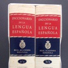Diccionarios de segunda mano: DICCIONARIO DE LENGUA ESPAÑOLA+ REAL ACADEMIA ESPAÑOLA+VIGÉSIMA SEGUNDA ED. 2001+ESPASA CALPE. Lote 110675131