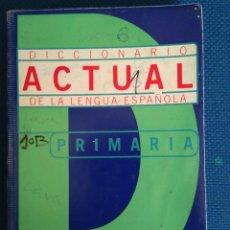 Diccionarios de segunda mano: DICCIONARIO ACTUAL LENGUA ESPAÑOLA. EDICIONES SM. 1.999. Lote 111106151