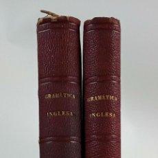 Diccionarios de segunda mano: GRAMÁTICA INGLESA. OLLENDORFF REFORMADO. EDUARDO BENOT. CÁDIZ. 1858.. Lote 139579392