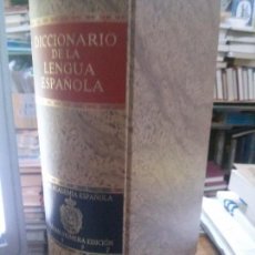 Diccionarios de segunda mano: DICCIONARIO DE LA LENGUA ESPAÑOLA , REAL ACADEMIA ESPAÑOLA , 1992. Lote 111714631