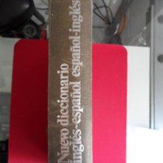 Diccionarios de segunda mano: ºº NUEVO DICCIONARIO - INGLES-ESPAÑOL / ESPAÑOL-INGLES - EDITORIAL JUVENTUD. Lote 113277495