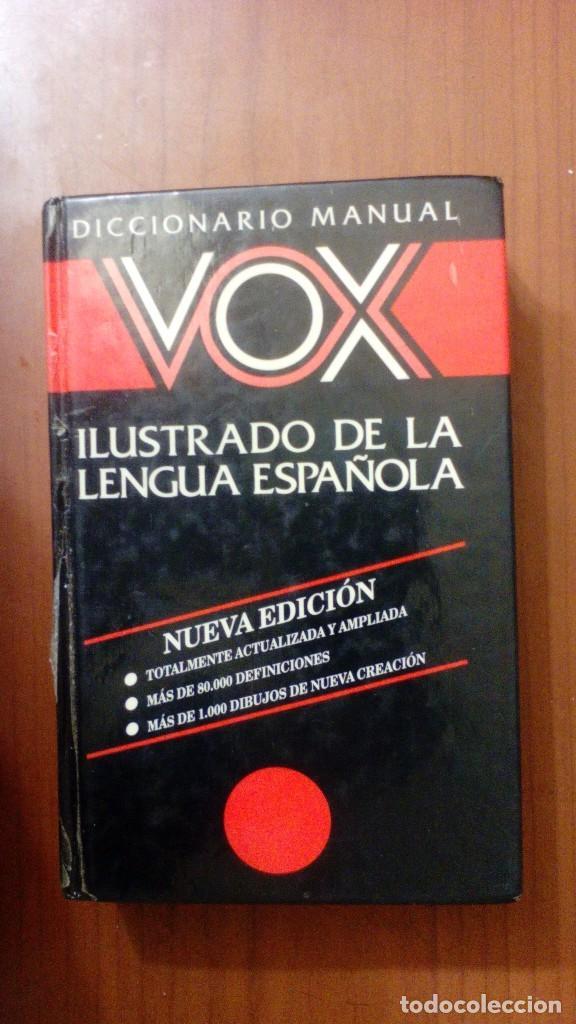 Vox diccionario manual ilustrado de la lengua comprar diccionarios en todocoleccion 113981427 - Libreria segunda mano online ...