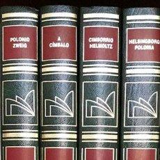 Diccionarios de segunda mano: DICCIONARIO ENCICLOPÉDICO UNIVERSAL. CULTURAL. 4 TOMOS.. Lote 114843915