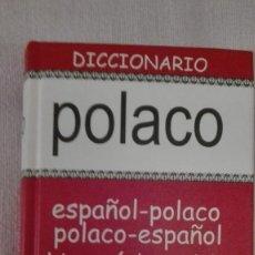 Diccionarios de segunda mano: ESPAÑOL-POLACO / POLACO-ESPAÑOL EDICIONES LIBRERIA UNIVERSITARIA-2006. Lote 115419511