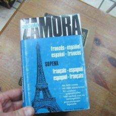 Diccionarios de segunda mano: LIBRO DICCIONARIO FRANCÉS-ESPAÑOL ESPAÑOL-FRANCÉS 1976 RAMON SOPENA L-17628. Lote 115925283
