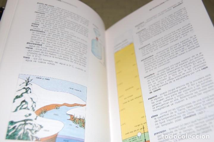 Diccionarios de segunda mano: Diccionario ilustrado de ciencias, con equivalencias en ingles. - Foto 6 - 116220139
