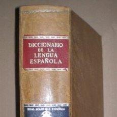 Diccionarios de segunda mano: DICCIONARIO DE LA LENGUA ESPAÑOLA. REAL ACADEMIA ESPAÑOLA. DECIMONOVENA EDICIÓN.1970. Lote 116558707