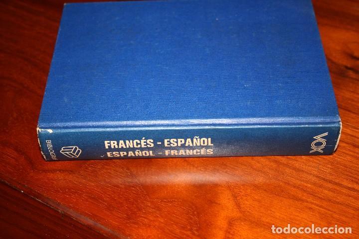 Diccionarios de segunda mano: Diccionario Manual Vox. Francés Español. Bibliograf. 7ª Edición. 1980. - Foto 3 - 118855039