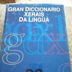 Diccionarios de segunda mano: GRAN DICCIONARIO XERAIS DA LINGUA -- EDICIONS XERAIS 2000 --. Lote 119208711