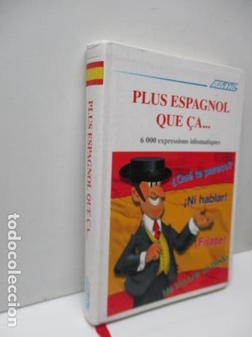 Diccionarios de segunda mano: Volume plus espagnol que ça.....(Francés) de Penet Christine - Foto 2 - 119397819