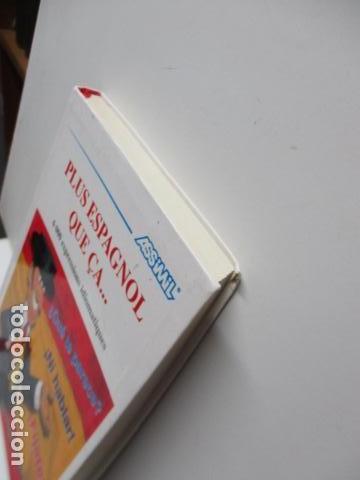 Diccionarios de segunda mano: Volume plus espagnol que ça.....(Francés) de Penet Christine - Foto 3 - 119397819