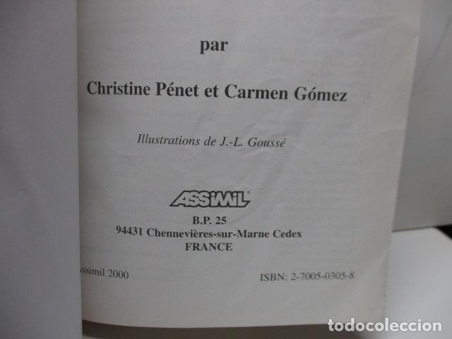 Diccionarios de segunda mano: Volume plus espagnol que ça.....(Francés) de Penet Christine - Foto 6 - 119397819