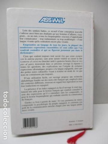 Diccionarios de segunda mano: Volume plus espagnol que ça.....(Francés) de Penet Christine - Foto 12 - 119397819