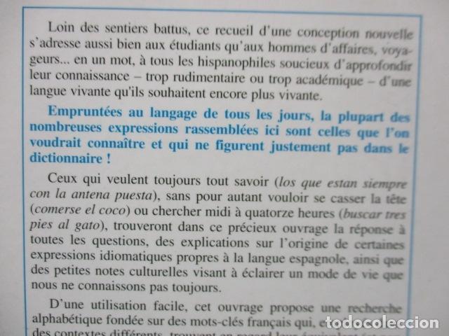 Diccionarios de segunda mano: Volume plus espagnol que ça.....(Francés) de Penet Christine - Foto 13 - 119397819