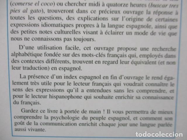 Diccionarios de segunda mano: Volume plus espagnol que ça.....(Francés) de Penet Christine - Foto 14 - 119397819