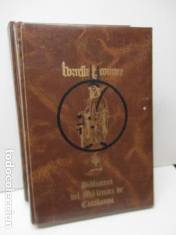 Diccionarios de segunda mano: BIBLIOTECA DEL MIL.LENARI DE CATALUNYA 2 TOMOS - DICCIONARI GENERAL CATALA - MIGUEL ARIMANY - Foto 2 - 119497275