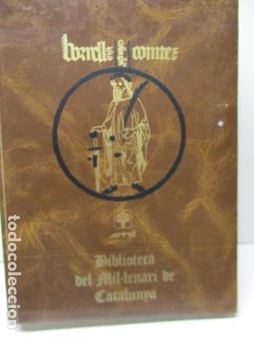 Diccionarios de segunda mano: BIBLIOTECA DEL MIL.LENARI DE CATALUNYA 2 TOMOS - DICCIONARI GENERAL CATALA - MIGUEL ARIMANY - Foto 5 - 119497275