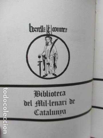 Diccionarios de segunda mano: BIBLIOTECA DEL MIL.LENARI DE CATALUNYA 2 TOMOS - DICCIONARI GENERAL CATALA - MIGUEL ARIMANY - Foto 10 - 119497275