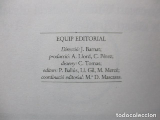 Diccionarios de segunda mano: BIBLIOTECA DEL MIL.LENARI DE CATALUNYA 2 TOMOS - DICCIONARI GENERAL CATALA - MIGUEL ARIMANY - Foto 13 - 119497275