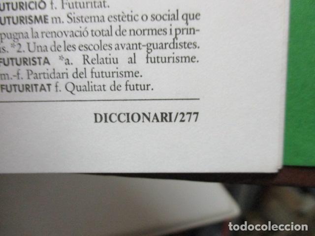 Diccionarios de segunda mano: BIBLIOTECA DEL MIL.LENARI DE CATALUNYA 2 TOMOS - DICCIONARI GENERAL CATALA - MIGUEL ARIMANY - Foto 19 - 119497275