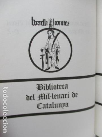 Diccionarios de segunda mano: BIBLIOTECA DEL MIL.LENARI DE CATALUNYA 2 TOMOS - DICCIONARI GENERAL CATALA - MIGUEL ARIMANY - Foto 24 - 119497275