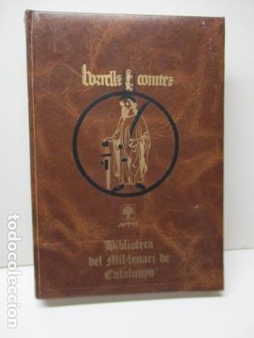 BIBLIOTECA DEL MIL.LENARI DE CATALUNYA - MULTIDICCIONARI (Libros de Segunda Mano - Diccionarios)