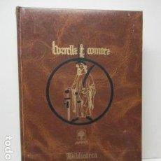 Diccionarios de segunda mano: BIBLIOTECA DEL MIL.LENARI DE CATALUNYA - MULTIDICCIONARI. Lote 119497399