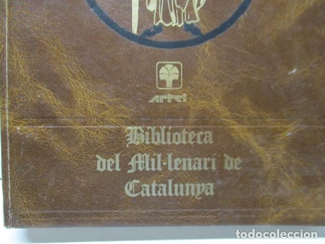 Diccionarios de segunda mano: BIBLIOTECA DEL MIL.LENARI DE CATALUNYA - MULTIDICCIONARI - Foto 2 - 119497399