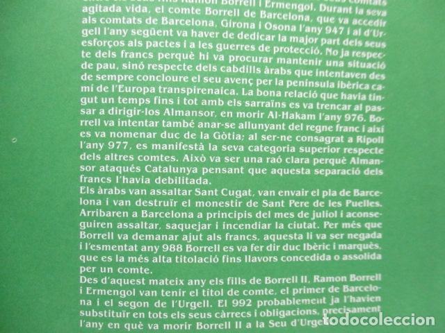 Diccionarios de segunda mano: BIBLIOTECA DEL MIL.LENARI DE CATALUNYA - MULTIDICCIONARI - Foto 7 - 119497399