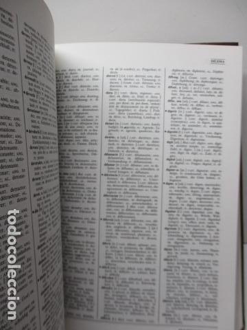 Diccionarios de segunda mano: BIBLIOTECA DEL MIL.LENARI DE CATALUNYA - MULTIDICCIONARI - Foto 14 - 119497399