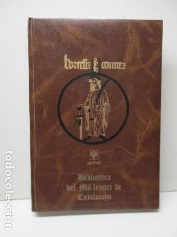 BIBLIOTECA DEL MIL.LENARI DE CATALUNYA - GRAMATICA (EN CATALAN) (Libros de Segunda Mano - Diccionarios)