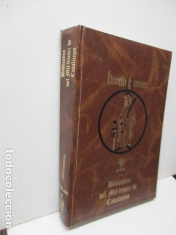 Diccionarios de segunda mano: BIBLIOTECA DEL MIL.LENARI DE CATALUNYA - GRAMATICA (en Catalan) - Foto 2 - 119497515