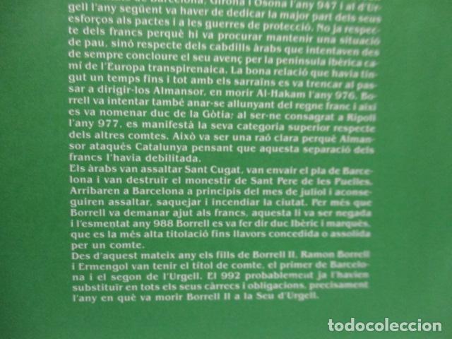 Diccionarios de segunda mano: BIBLIOTECA DEL MIL.LENARI DE CATALUNYA - GRAMATICA (en Catalan) - Foto 5 - 119497515