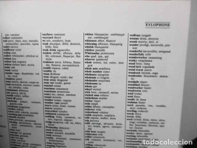 Diccionarios de segunda mano: BIBLIOTECA DEL MIL.LENARI DE CATALUNYA - GRAMATICA (en Catalan) - Foto 24 - 119497515