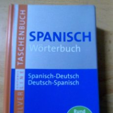Diccionarios de segunda mano - DICCIONARIO COMPACT. SPANISCH WORTERBUCH. ESPAÑOL/ALEMÁN. DEUTSCH-SPANISCH - 121224719