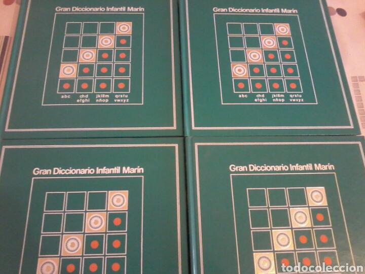 Diccionarios de segunda mano: Gran Diccionario Infantil Marín - Foto 6 - 122643971