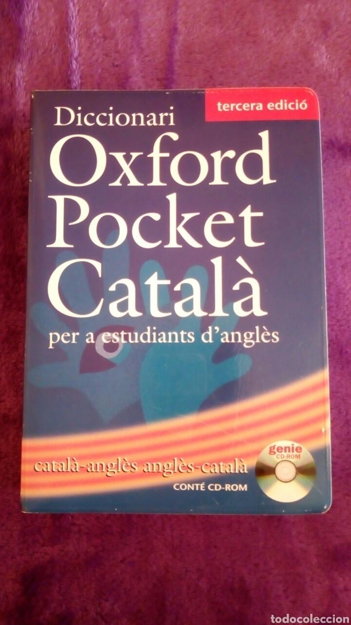 DICCIONARI OXFORD POCKET CATALÀ. NO TIENE CD-ROM. (Libros de Segunda Mano - Diccionarios)