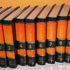 Diccionarios de segunda mano: DICCIONARIO ENCICLOPÉDICO GRAN VOX 10T POR JAUME COLÁS Y OTROS DE ED BIBLIOGRAF SPES, BARCELONA 1996. Lote 124461431