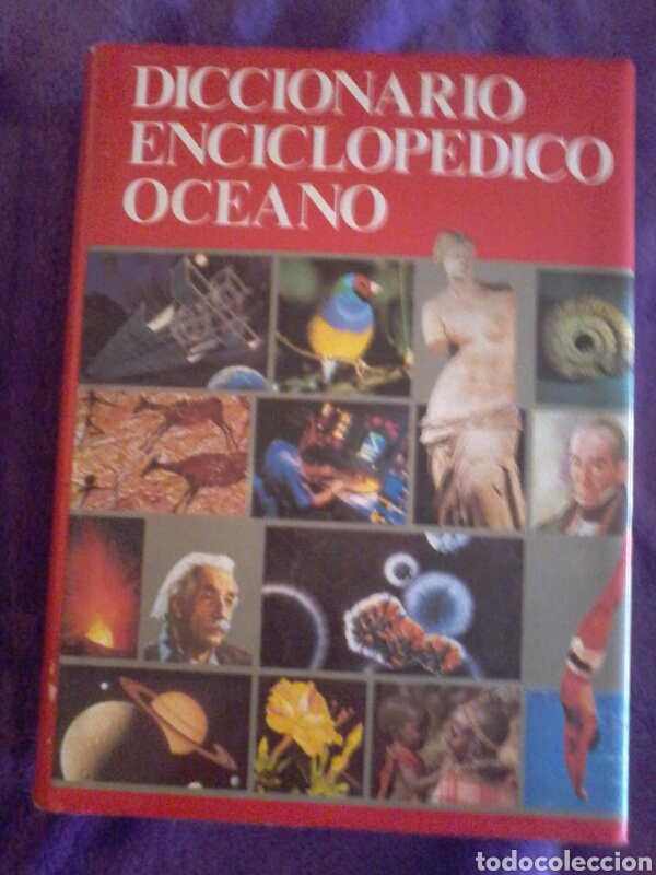 Diccionarios de segunda mano: Diccionario enciclopédico Océano. Tres tomos. - Foto 2 - 124642799