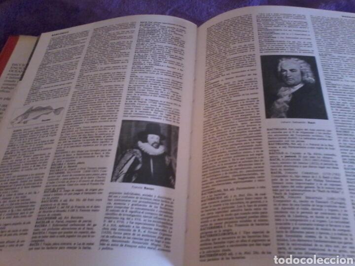 Diccionarios de segunda mano: Diccionario enciclopédico Océano. Tres tomos. - Foto 3 - 124642799