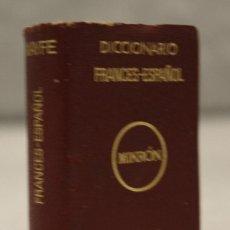 Diccionarios de segunda mano: DICCIONARIO FRANCÉS-ESPAÑOL MIKRON,EDITA MAYFE,1982.MINI LIBRO.. Lote 125098103