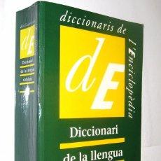 Diccionarios de segunda mano: DICCIONARI DE LA LLENGUA CATALANA 1998 *. Lote 152097833