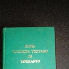 Diccionarios de segunda mano: ESPERANTO. LENGUA UNIVERSAL. LITERATURA ESPERANTISTA. DICCIONARIO ESPERANTISTA.. Lote 127091075