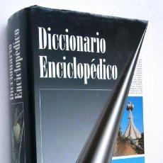 Diccionarios de segunda mano: DICCIONARIO ENCICLOPÉDICO DIRIGIDO POR JOSÉ ANTONIO VÁZQUEZ DE ED. OLYMPIA EN MADRID 1995. Lote 130954192