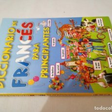Diccionarios de segunda mano: DICCIONARIO FRANCES PARA PRINCIPIANTES/SUSAETA//YO14. Lote 130956480
