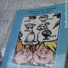 Diccionarios de segunda mano: DICIONARIO BASICO DA LINGUA GALEGA.1980. Lote 133233011